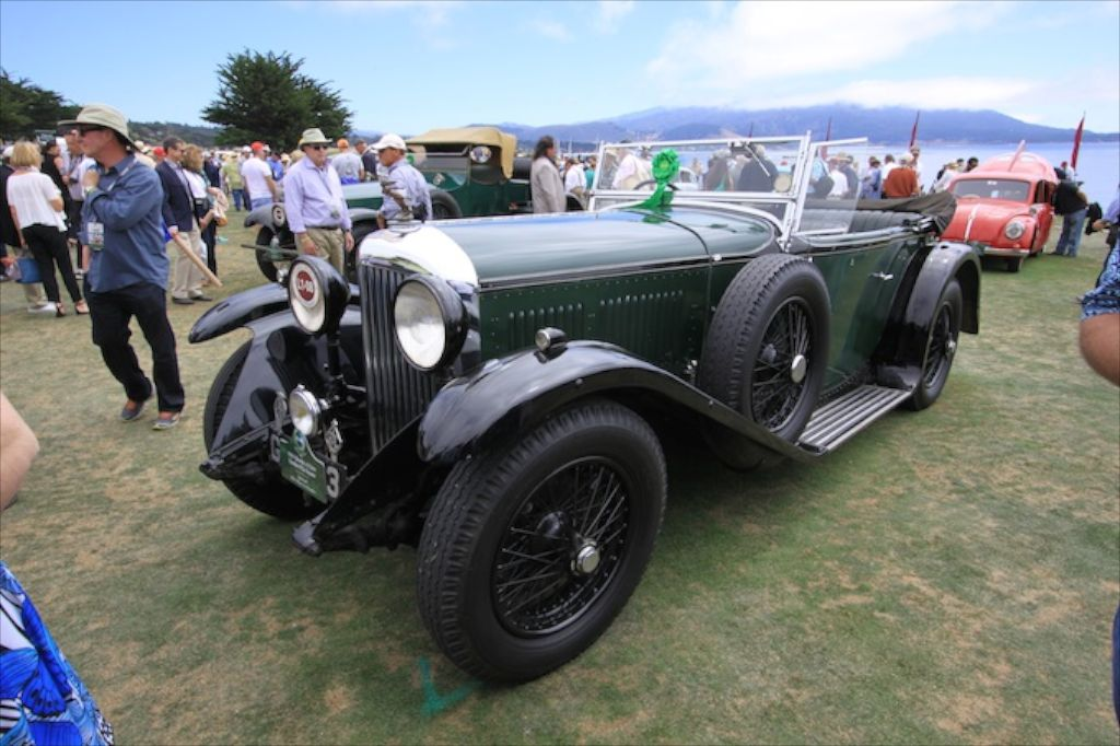 Blower-Bentley