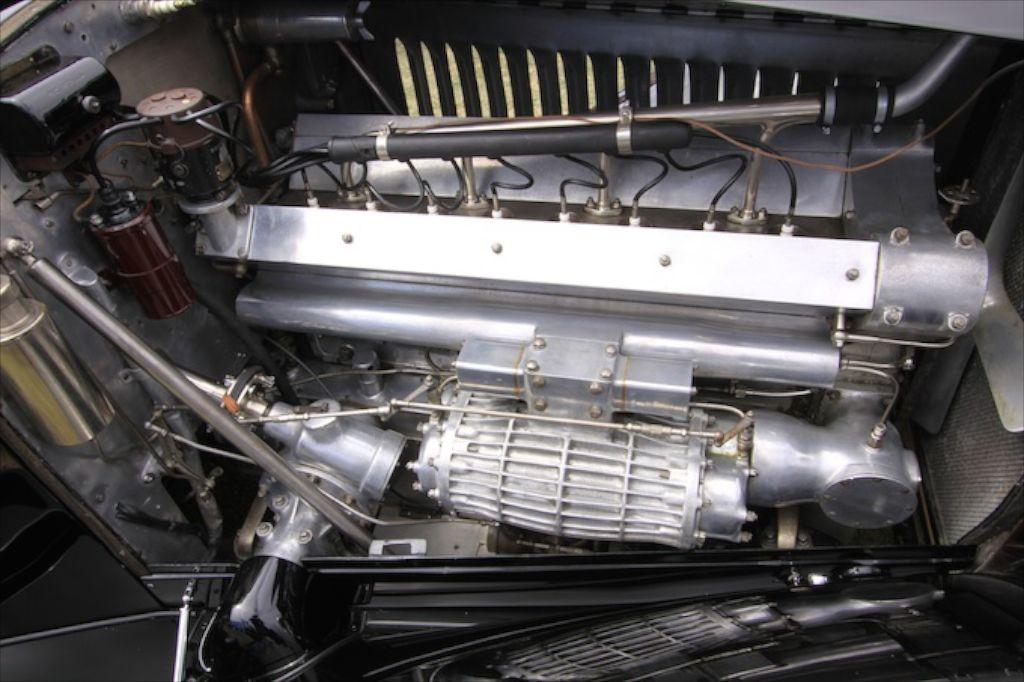 Bugatti-mill