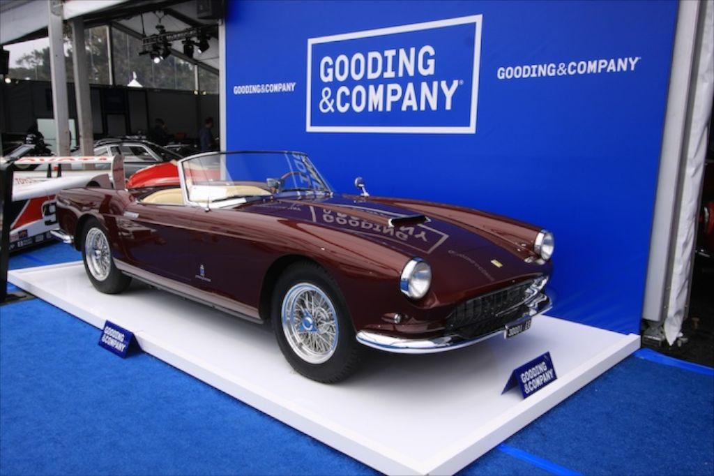 Ferrari-Spyder