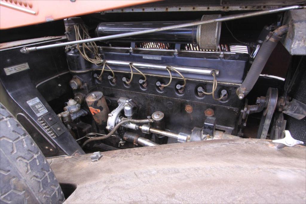 Horch-engine