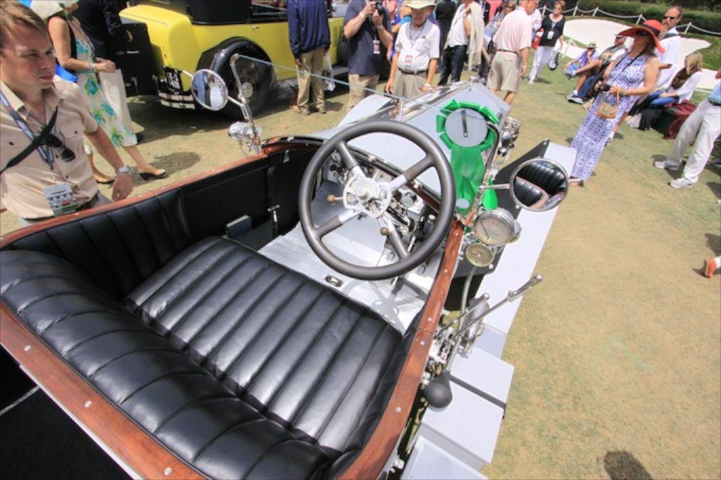 Rolls-interior