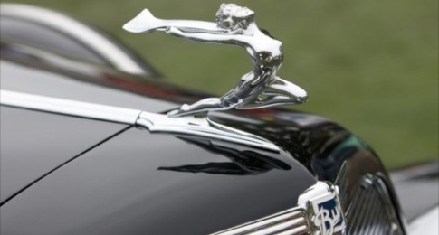 Hood Ornaments – d'Elegance of the Hood Ornament