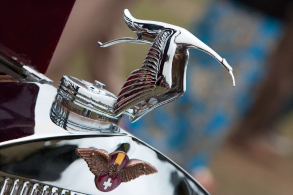 Hood Ornaments Hispano Suiza