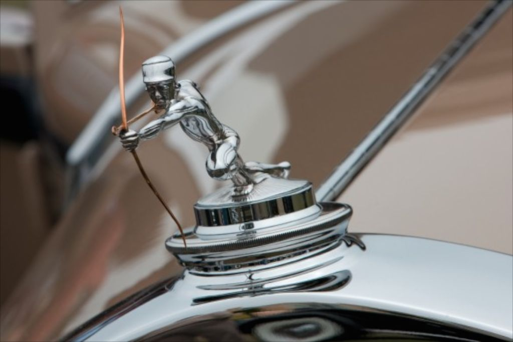 Hood Ornaments Pierce Arrow