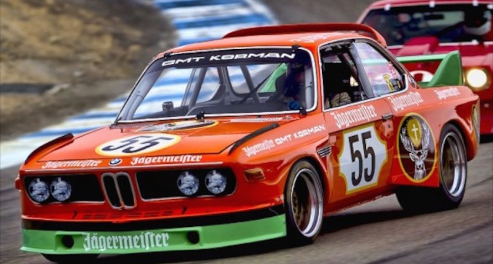 1973 BMW 3.0CSL – The Ultimate Racing Machine