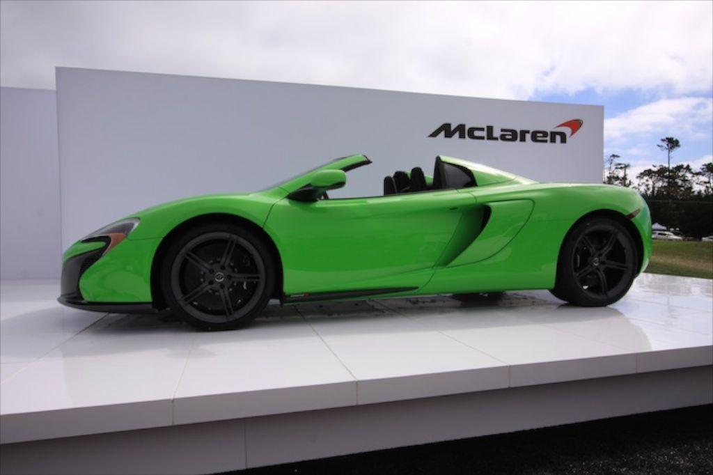 lime-McLaren
