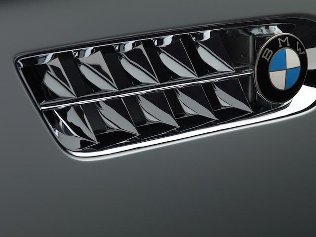 1958 BMW 507 vent