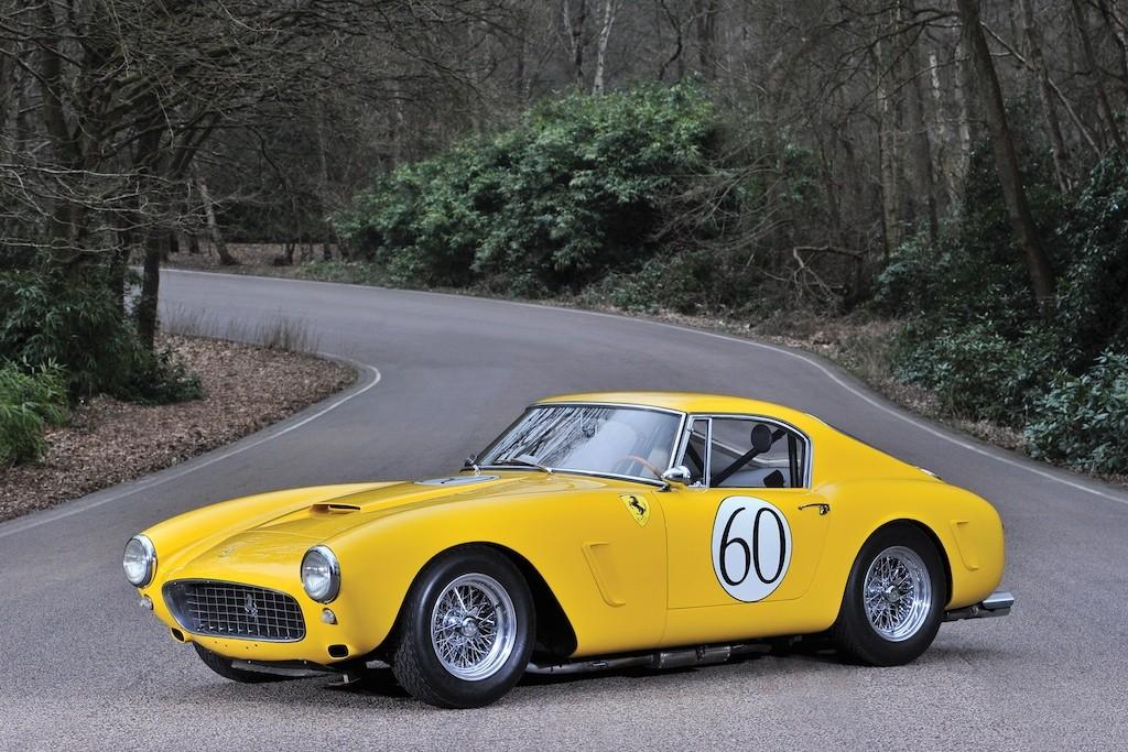 1960 Ferrari 250 GT Berlinetta 34 front