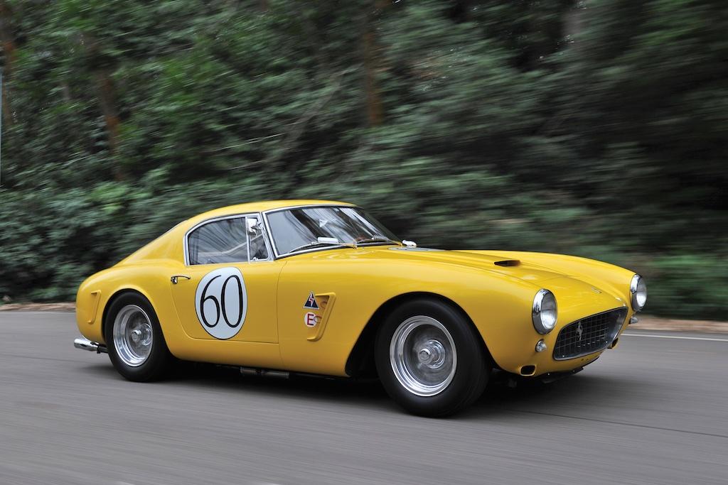 1960 Ferrari 250 Gt Berlinetta Competizione By Scaglietti