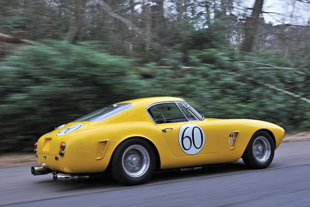 1960 Ferrari 250 GT Berlinetta away