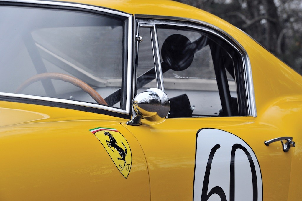 1960 Ferrari 250 GT Berlinetta mirror