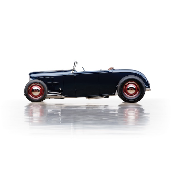 1932 Ford Lakes Roadster side