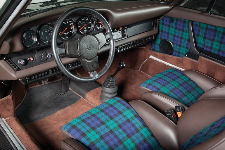 steering wheel Turbo Carrera U.S.