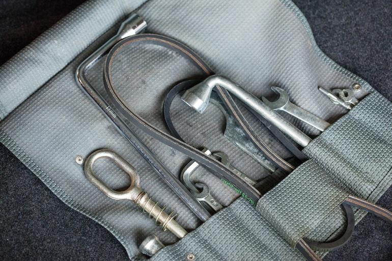 tools Turbo Carrera U.S.