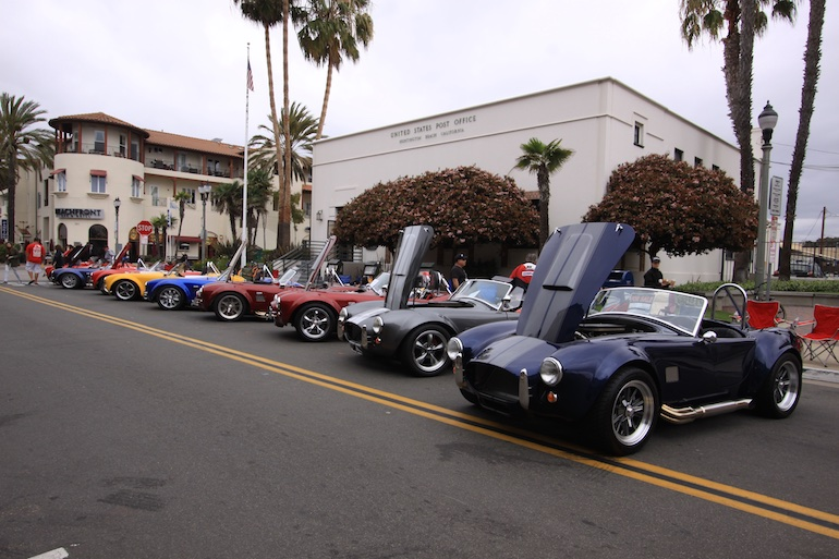 Factory Five Racing HB lineup