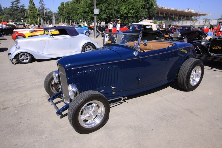 L.A. Roadsters blue 32