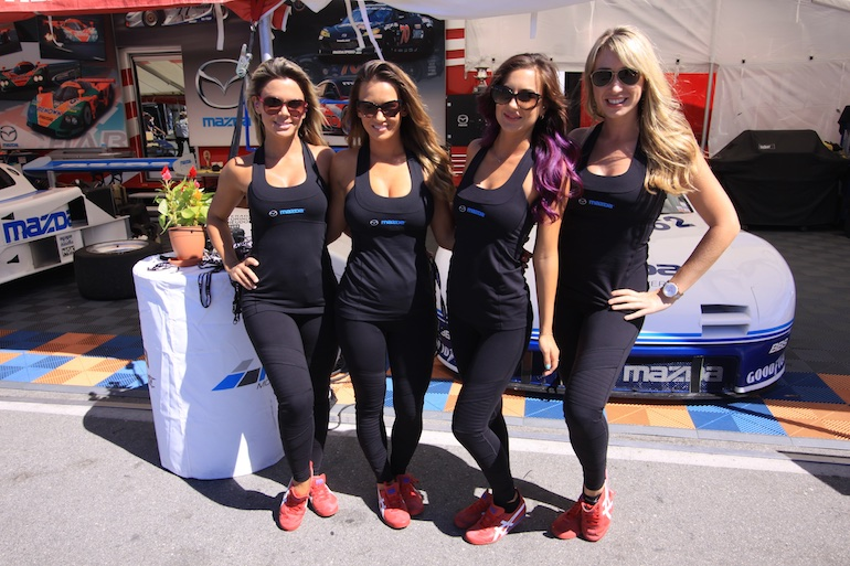 Laguna Seca 2014 girls