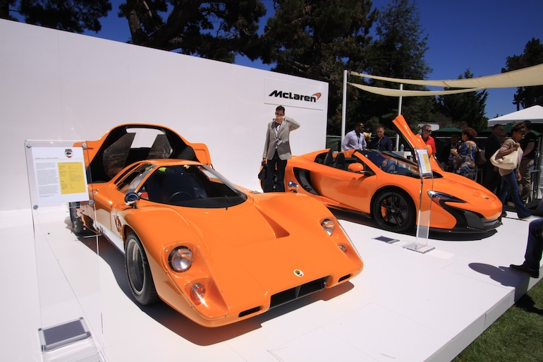 Quail Motorsports Reunion McLaren