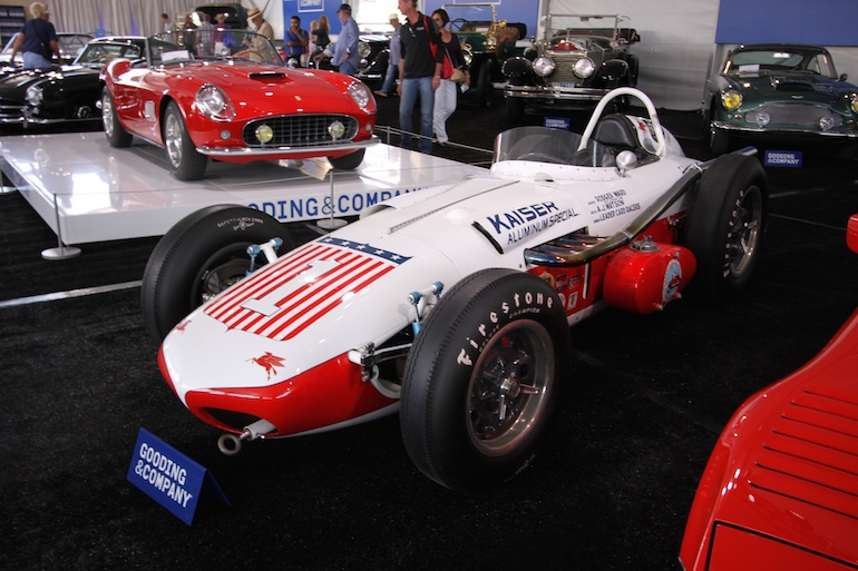 2015 Pebble Beach Concours Indy