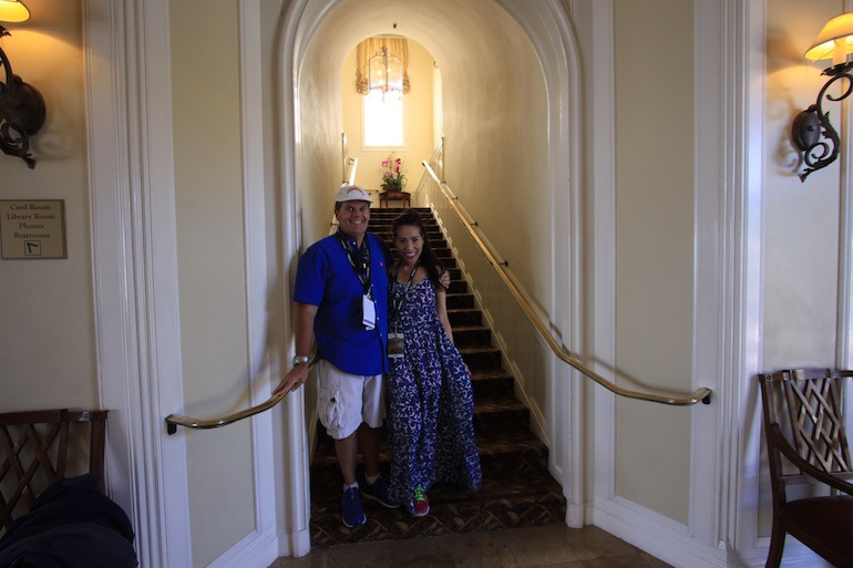 2015 Pebble Beach Concours Ha and me