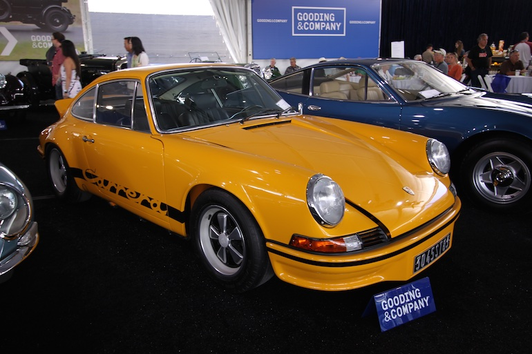 2015 Pebble Beach Concours Carerra