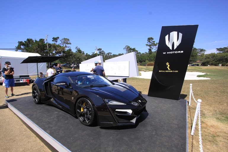 2015 Pebble Beach Concours swoopy