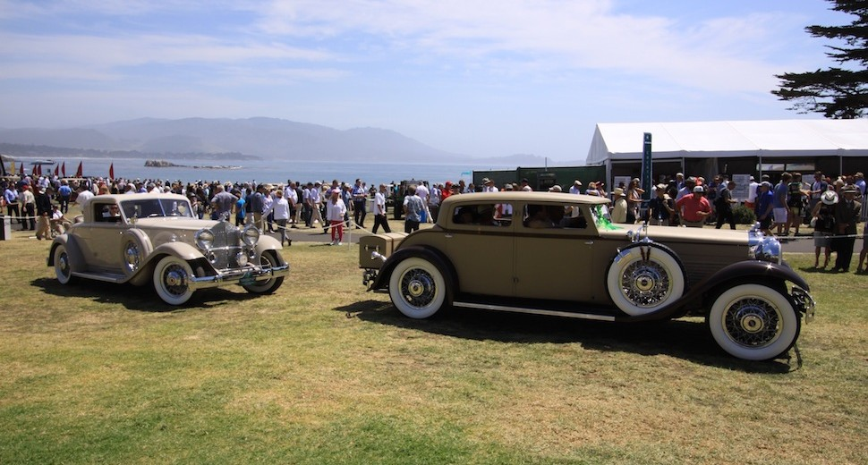 2015 Pebble Beach Concours d'Elegance — Ha Highly Recommends