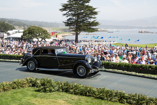 2015 Pebble Beach Concours Best of Show