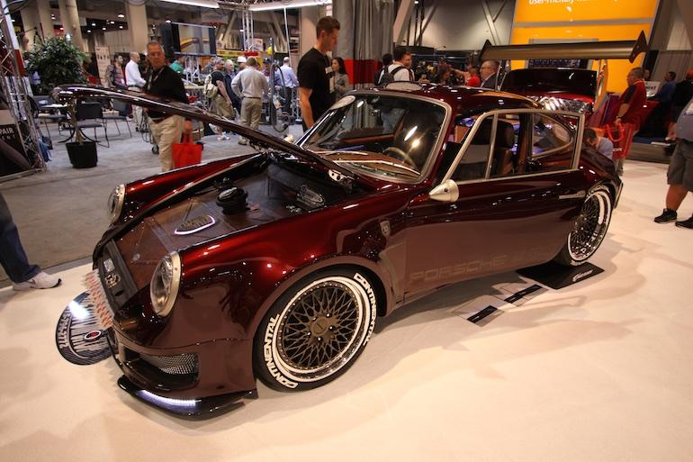 Sema Show Porsche