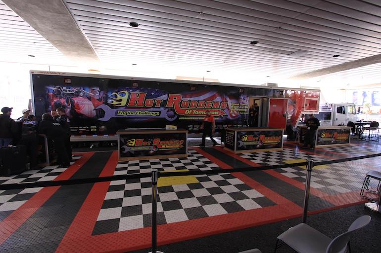 Sema Show building