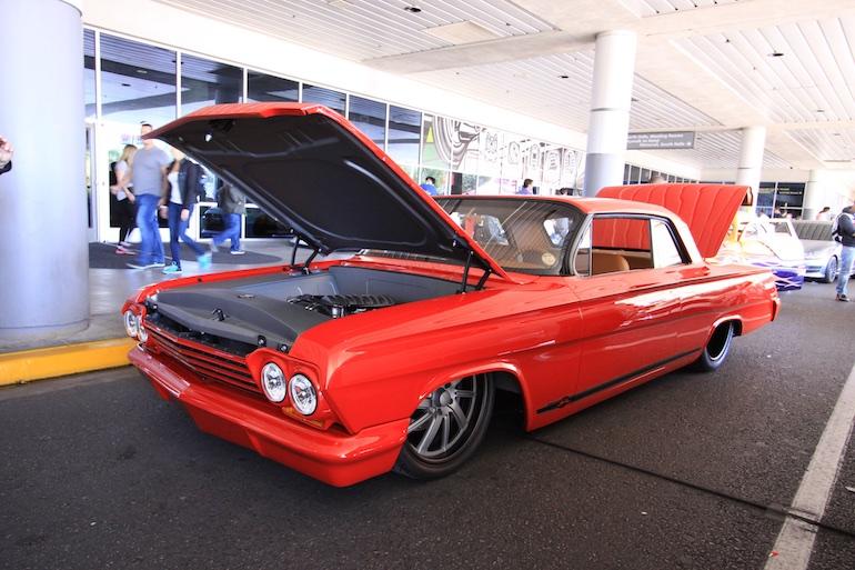 Sema Show Chevy
