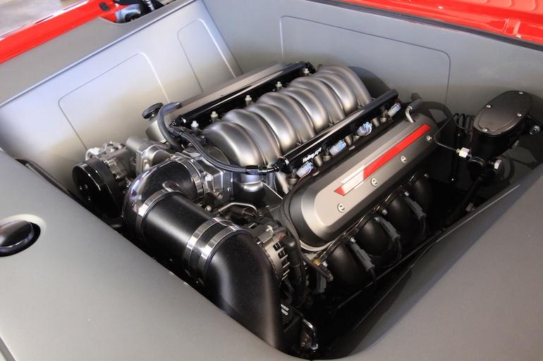 Sema Show engine