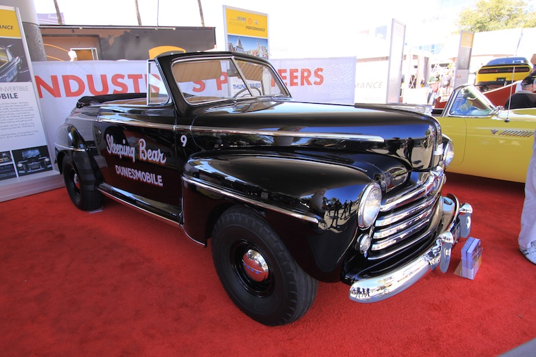 Sema Show 1946 Ford