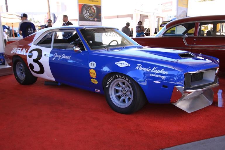 Sema Show AMX racer