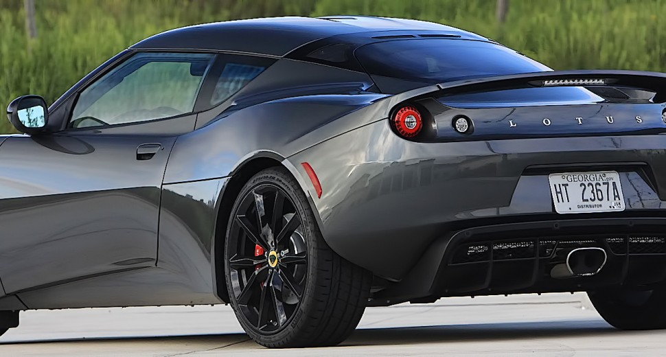 Lotus Evora S – 2013 Monterey Car Week Car