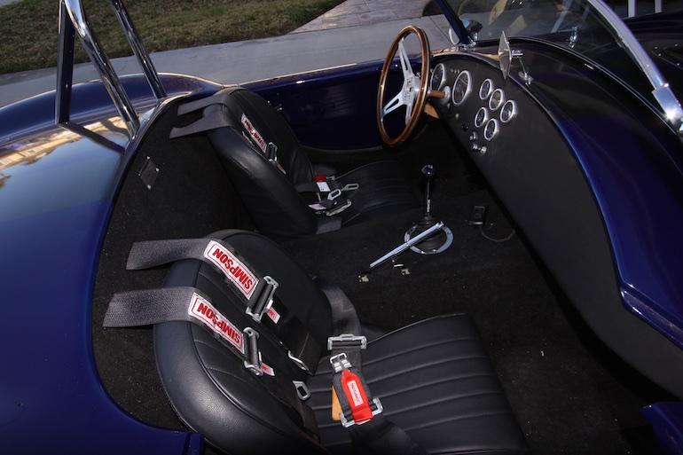 FFR Mk4 Cobra cockpit