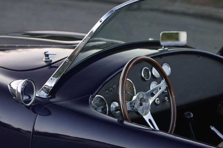 FFR Mk4 Cobra steering wheel