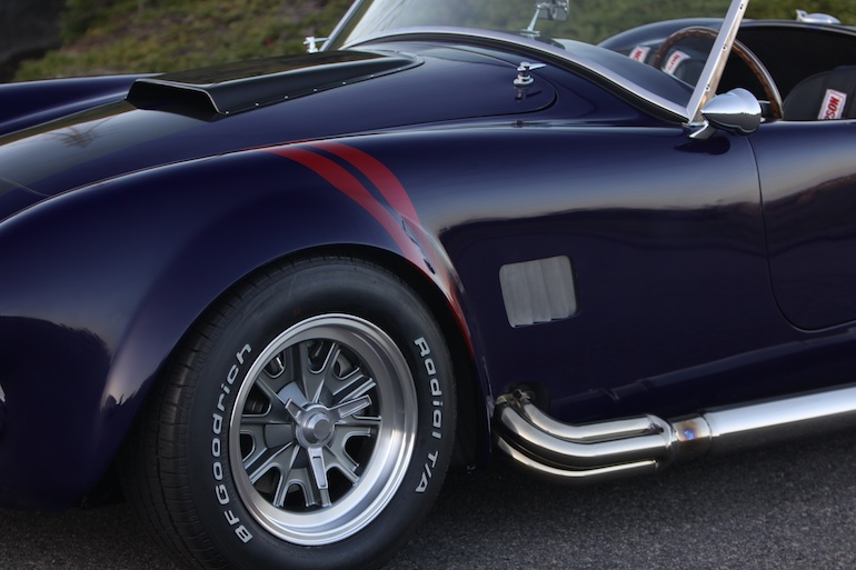 FFR Mk4 Cobra stripes