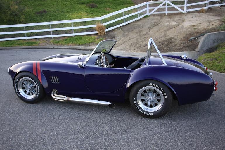 FFR Mk4 Cobra side rear
