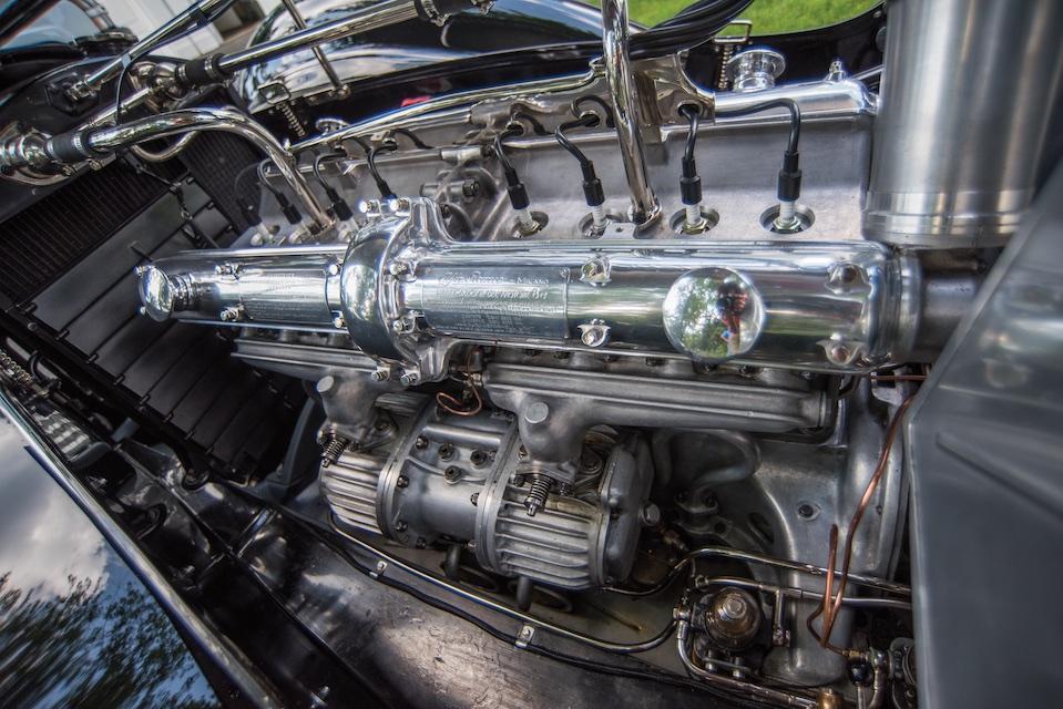 Alfa Romeo 8C 2900B blower