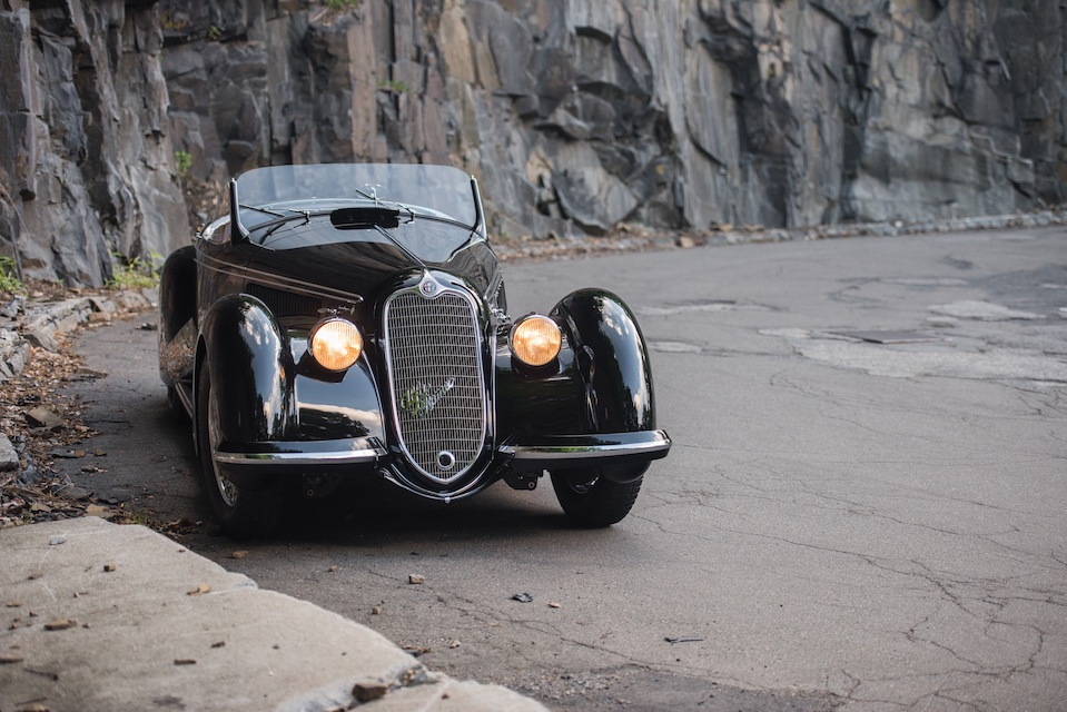 Alfa Romeo 8C 2900B beauty