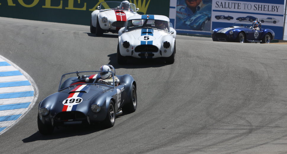 The 2012 Rolex Monterey Motorsports Reunion