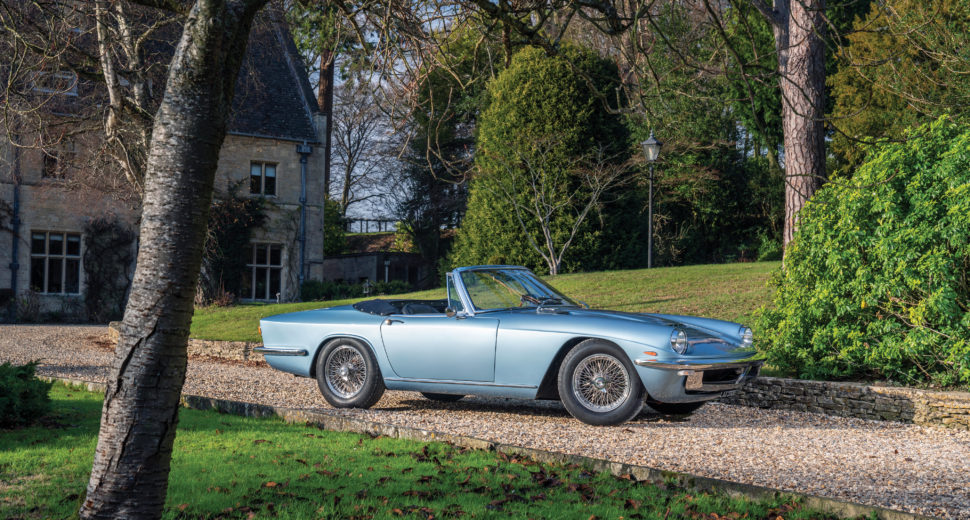 Two For the Price of None – A Maserati Mistral Spyder & a Mistral Coupe