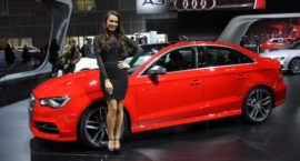 LA AUTO SHOW 2013 — AN AWESOME SHOWCASE OF NEW AUTOS FROM THE WORLD