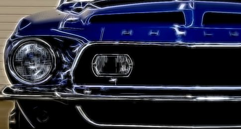 1968 Shelby GT500 KR Fastback – Brought Back to Life